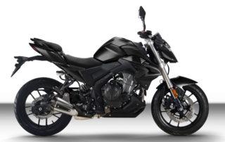 Voge 500RR Black